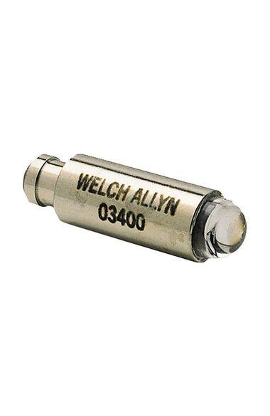 Halogen Lamp For 2.5V Illuminators and Pocketscope Otoscopes 03400, , large