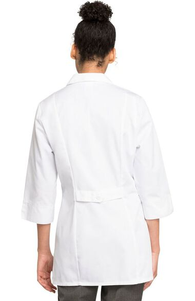 """Women's 3/4 Sleeve 30"""" Lab Coat, , large"""
