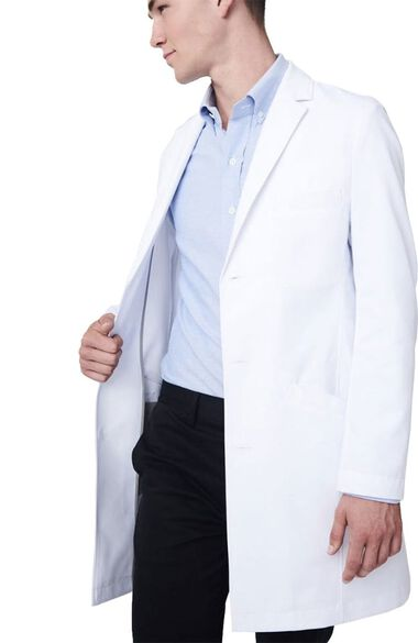 Men's Vert Lab Coat, , large