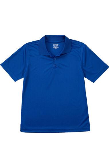Clearance Unisex Moisture Wicking Polo Shirt, , large