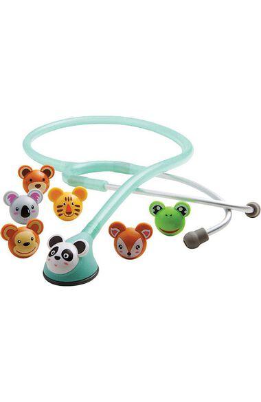Adscope Adminals 618 Platinum Pediatric Stethoscope, , large
