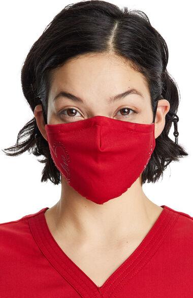 Unisex Sofie Glitter Holiday Mask, , large