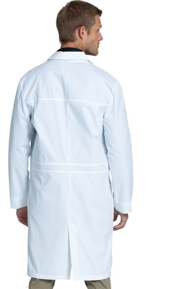 """Men's Notched 40"""" Lab Coat, , large"""