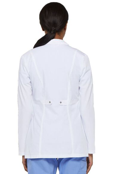 "Women's Snap Front 28"" Lab Coat, , large"
