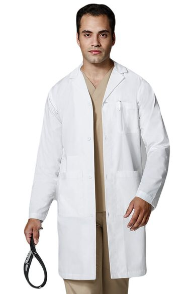 """Men's 42"""" Lab Coat, , large"""