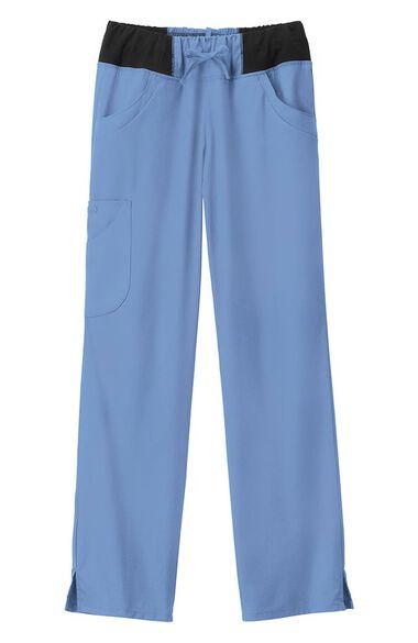 Clearance Women's Pure Comfort Drawstring Scrub Pant, , large
