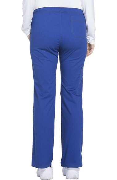 Clearance Women's Low Rise Straight Leg Scrub Pant, , large