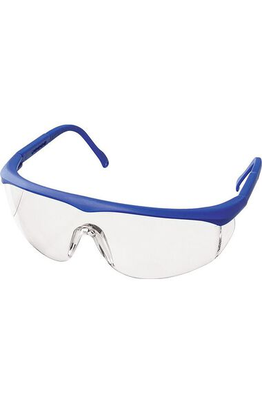 Healthmate Colored Full Frame Protective Eyewear - Safety Glasses, , large