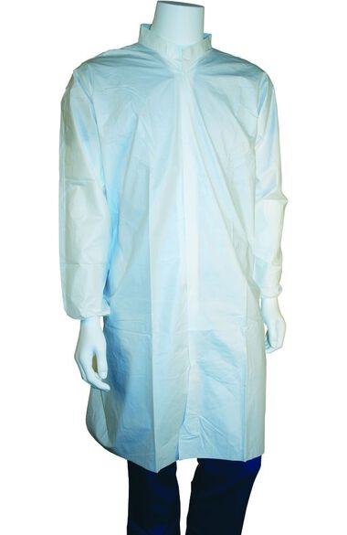 Clearance GreenShield™ Disposable Lab Coat, , large