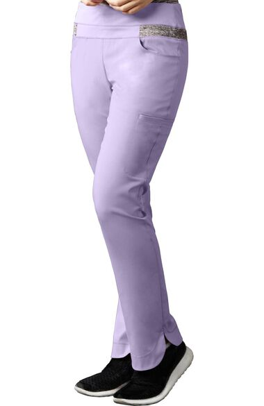 Clearance iMPACT by Grey's Anatomy Women's Space Dye Cargo Scrub Pant, , large