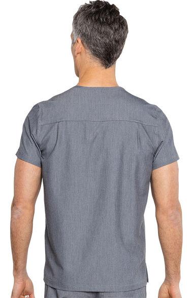 Men's Wescott Solid Scrub Top, , large