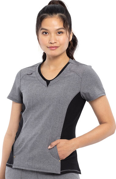 Clearance Women's Uptown Tuckable V-Neck Top, , large