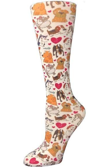 Women's 10-18 Mmhg Compression Sock, , large