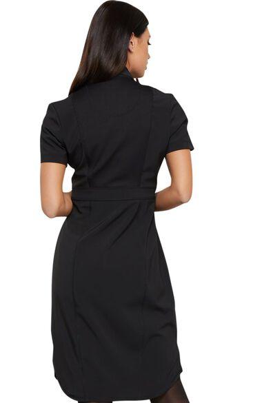 "Women's 39"" Button Front Scrub Dress, , large"
