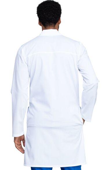 """Men's 40"""" Notch Lapel Lab Coat, , large"""