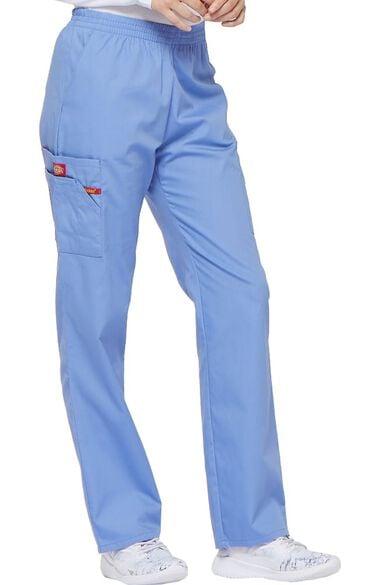Women's Pull On Scrub Pant, , large