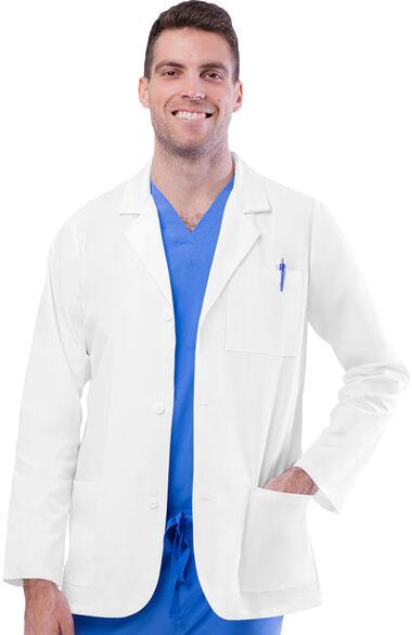 """Unisex 30"""" Consultation Lab Coat, , large"""