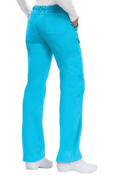 Clearance Women's Low Rise Drawstring Scrub Pant, , large