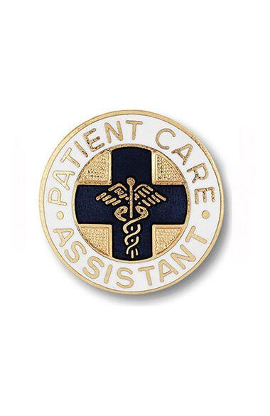 Emblem Pin Patient Care Assistant, , large