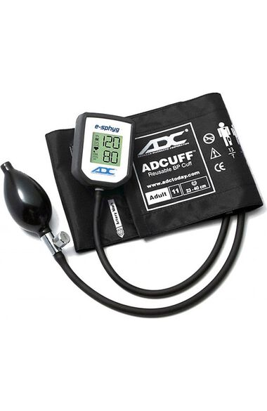 E-sphyg Digital Pocket Aneroid Sphygmomanometer, , large