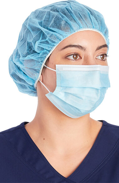 3 Ply Protective Face Mask Covering Box of 20, , large