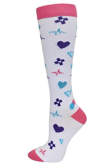 Women's Premium Plus 15-20 Mmhg Compression Sock, , large