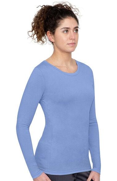 Women's Melissa Long Sleeve Stretch T-Shirt, , large