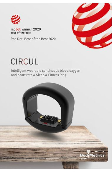 CIRCUL Sleep & Fitness Small Ring Monitor, , large