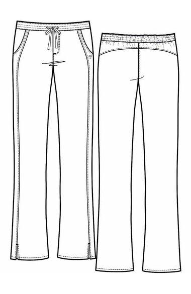 Women's Taylor Scrub Pant, , large