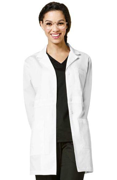 """Women's Basic 33"""" Lab Coat, , large"""