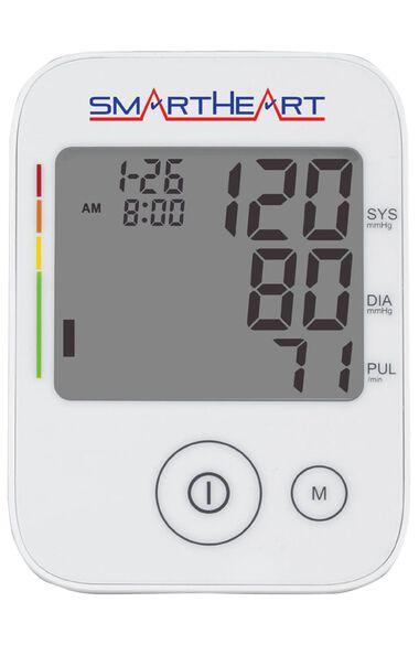 SmartHeart Wide Range Cuff Automatic Arm Blood Pressure Monitor, , large