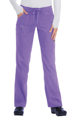 Women's Peace Drawstring Scrub Pant