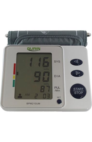 Upper Arm Digital 2 User Blood Pressure Monitor with Case, , large