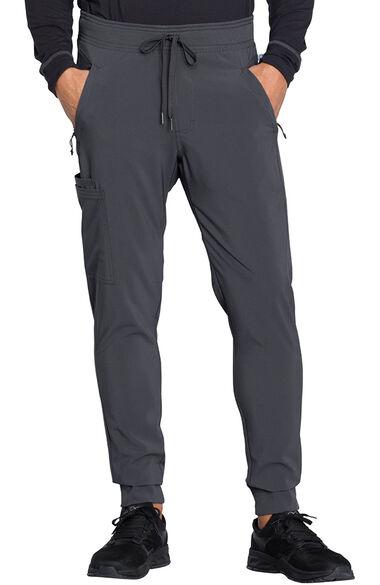 Men's Drawstring Jogger Scrub Pant, , large