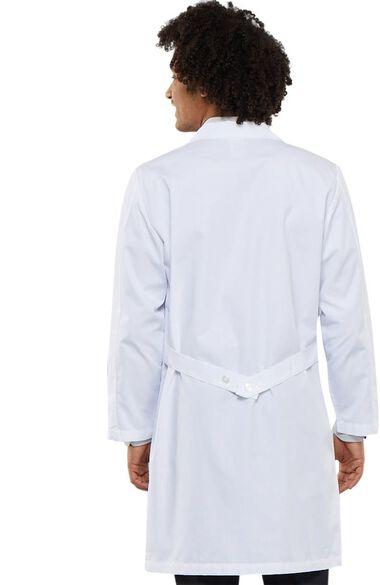 """Men's Med-Man Back Belt 40"""" Lab Coat, , large"""