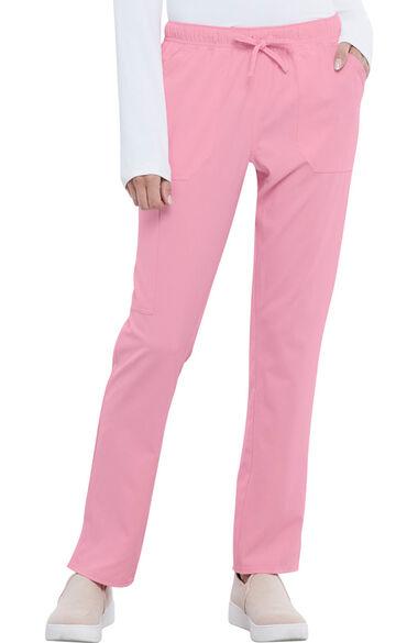 Women's Straight Leg Drawstring Scrub Pant, , large
