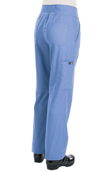 Clearance Women's Morgan Yoga Style Scrub Pant, , large