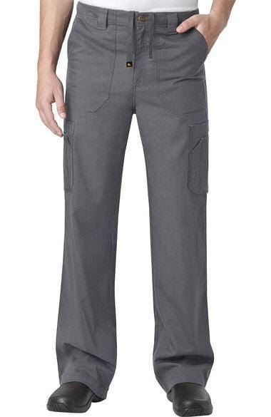 Men's Multi-Cargo Scrub Pant, , large