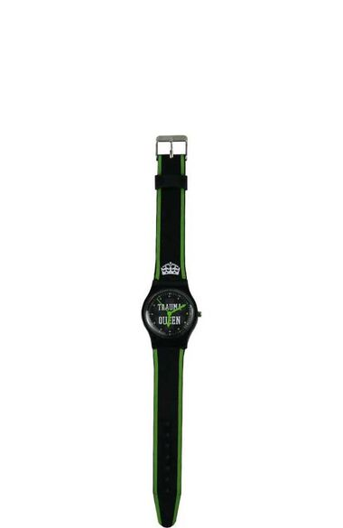 Womens Trauma Queen Jelly Watch, , large