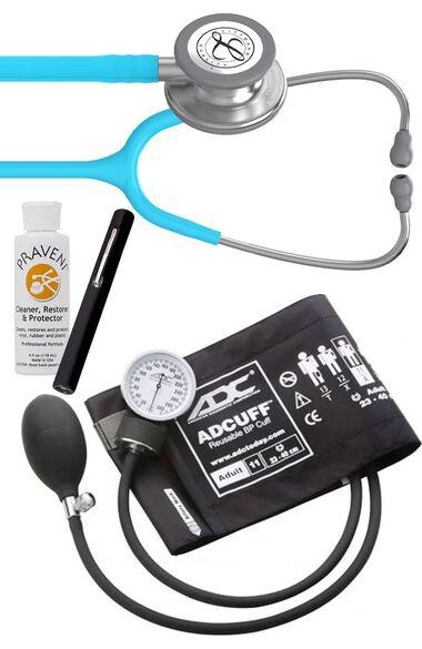 Classic III Stethoscope, ADC Phosphyg Sphygmomanometer, Prestige Penlight & Praveni Kit, , large