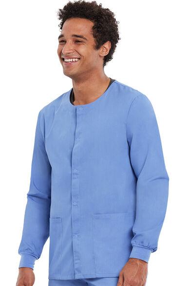 Men's Warm-Up Jacket with Tablet Pocket, , large