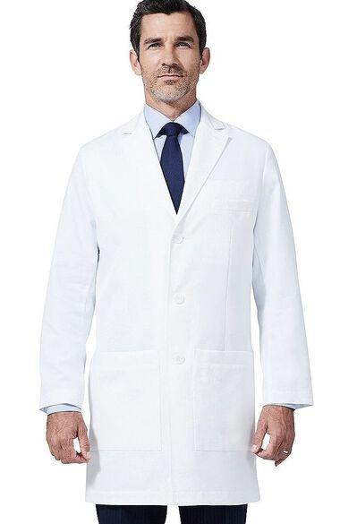 "Men's M3 Laennec Classic Fit 40"" Lab Coat, , large"