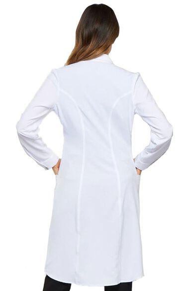 "Women's Princess Seam 40"" Lab Coat, , large"