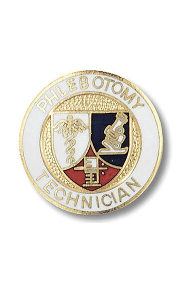 Phlebotomy Technician Pin, , large