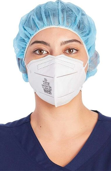 N95 NIOSH Approved Particulate Respirator Mask Box of 20, , large