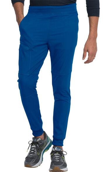 Men's Natural Rise Jogger Scrub Pant, , large