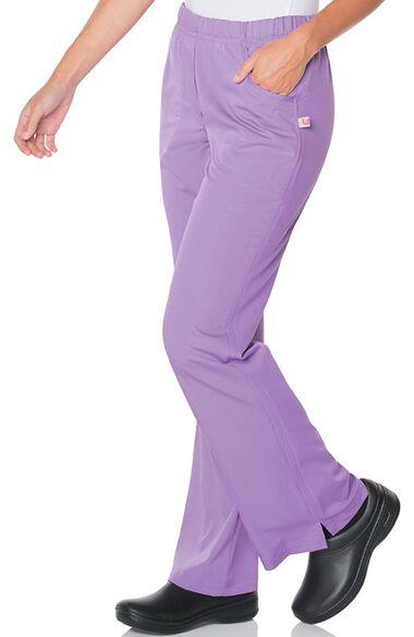 Clearance Women's Alexis Elastic Waist Scrub Pant, , large