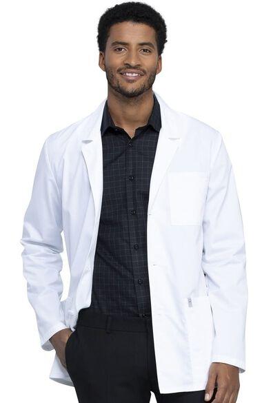 """Men's 32"""" Consultation Lab Coat, , large"""