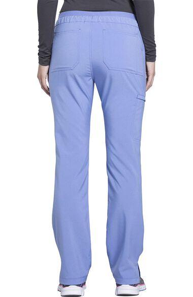 Women's Tapered Leg Drawstring Scrub Pant, , large