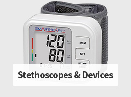 Shop stethoscopes and medical devices